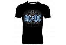 Tričko ACDC Black Ice